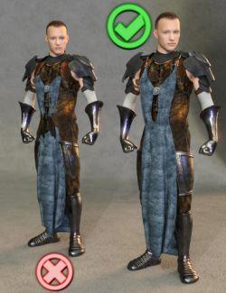 SY Clothing Fit Helper Genesis 8 Male
