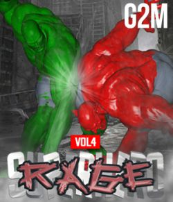 SuperHero Rage for G2M Volume 4