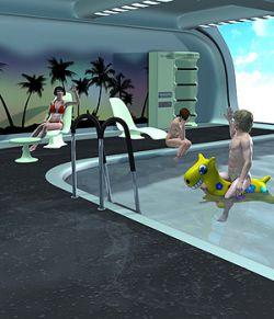 Futuristica_Panoramic Pool