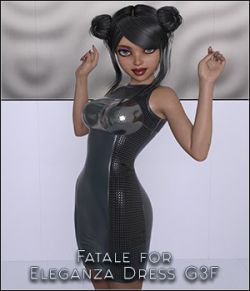 Fatale for Eleganza Dress G3F