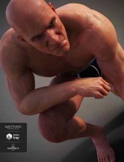 Adam HD for Genesis 8 Male