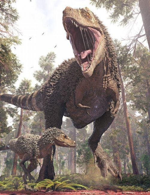 Tyrannosaurus Rex 2