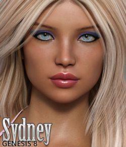 Sydney for Genesis 8 Female
