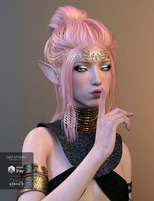 Layla for Genesis 3 & 8 Female