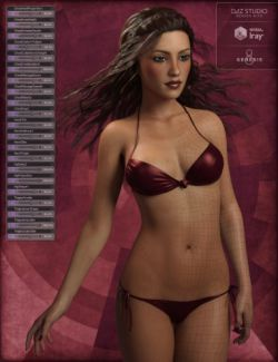Genesis 8 Female Body Morph Resource Kit