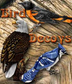 Harvest Moons Bird Decoys