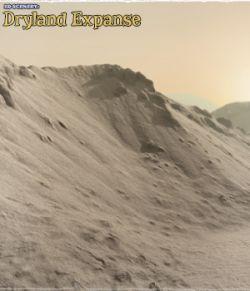 3D Scenery: Dryland Expanse