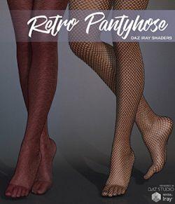 DAZ Iray- Retro Pantyhose