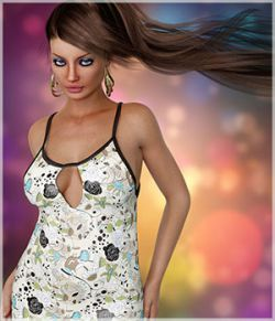 Stylish for Fashion Blizz: Summer Cami