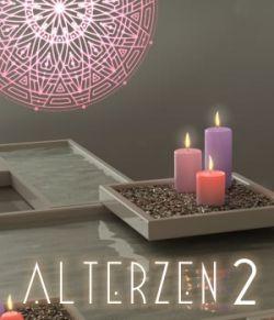 AlterZen 2 - Iray Emissives and Props