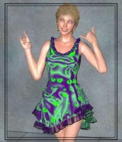 IMArts Lolli-goth for Alice Dress