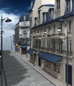 European Street for Poser