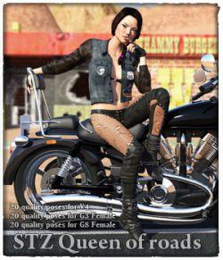 STZ Queen of roads