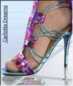 Charlotte-Dreams - for Charlotte High Heels