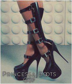 Princessa Boots G3F
