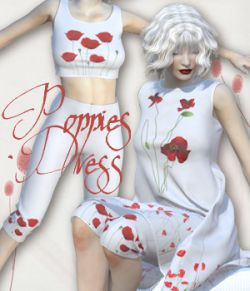 PoppiesDress Dynamic Clothing