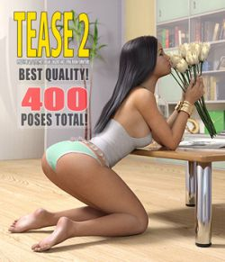 Tease 2 - Hot poses for G8, G3 and V7