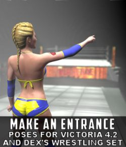 Make an Entrance Poses