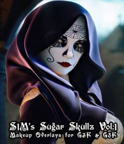 S1Ms Sugar Skullz Vol.1