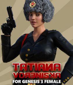 Tatiana Voreniska for G3 females