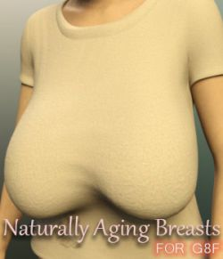 Naturally Aging Breasts for G8F