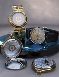 Luxury Watches for Genesis 8 Male(s)