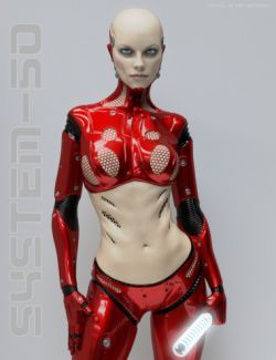 System 50 for Genesis 3 Female(s)