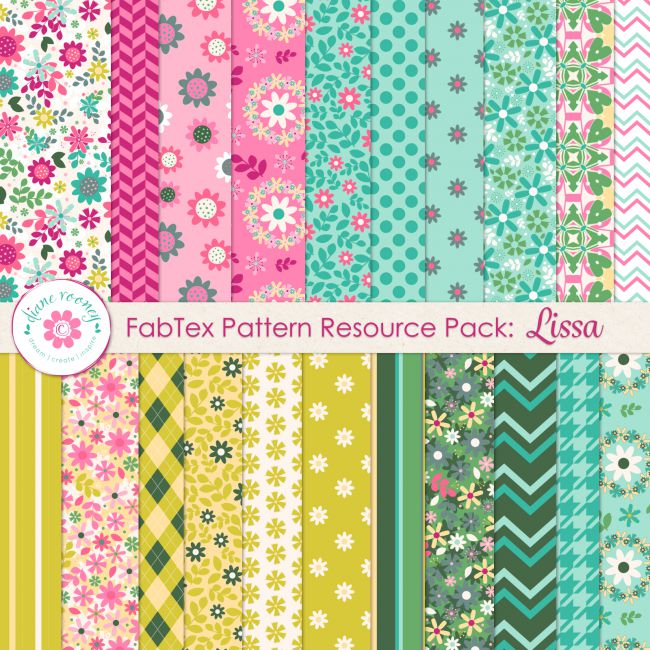 FabTex Pattern Merchant Resource: Lissa
