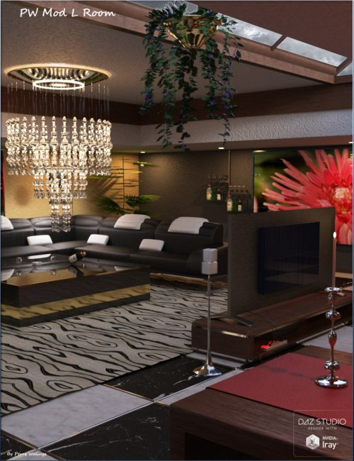 PW Mod Living Room