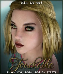 Touchable Jocelyn