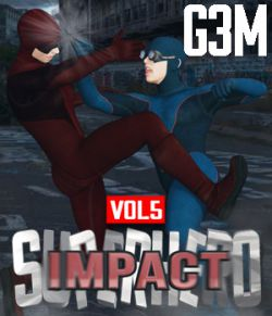 SuperHero Impact for G3M Volume 5