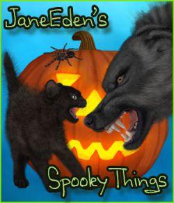 JaneEden's Spooky Things