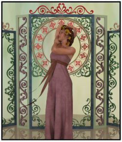 Mucha Props for Daz Studio