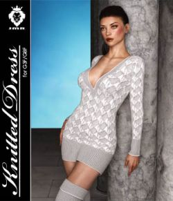 JMR Knitted Dress for G3F/G8F