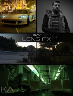 Iray Lens FX