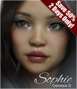 FWSA Sophie for Genesis 8