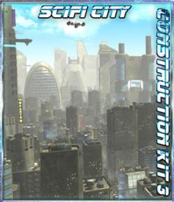 SciFi City Construction Set 3