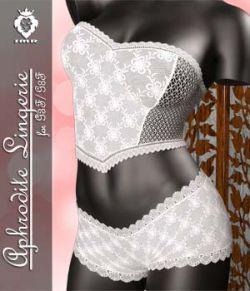 JMR Aphrodite Lingerie for G3F/G8F