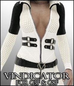 Vindicator Catsuit for G3F / G8F