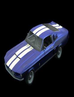 1967 AM GT Sports Car