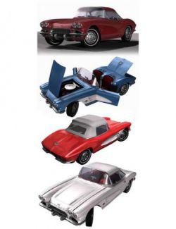 1961 AM Roadster
