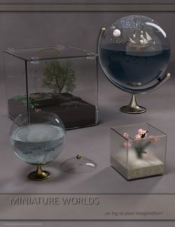 DLD Miniature Worlds