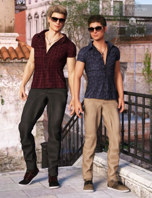 Cool Style Outfit Textures