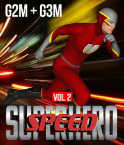 SuperHero Speed for G2M and G3M Volume 2