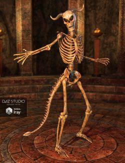 Midnight Skeleton Anatomy Pack