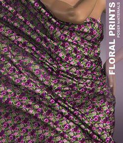 Poser- Floral Prints