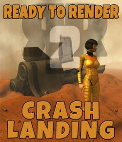 R2R Crash Landed
