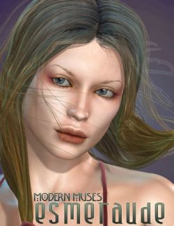 Modern Muses: Esmeraude
