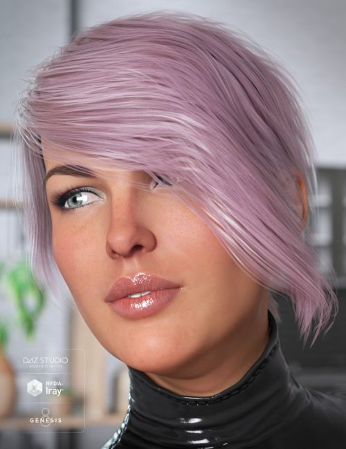 Colors for Evony Hair