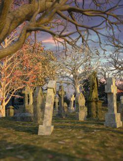 Lancaster Graveyard